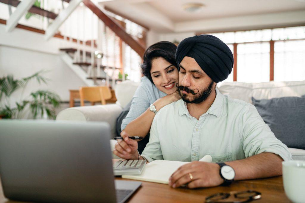 Indian community in Canada