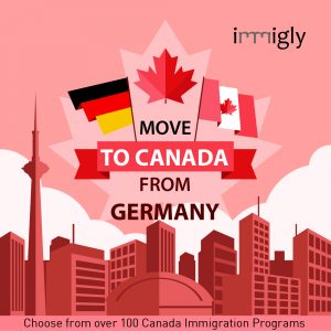 Pathways to immigrate to Canada from Germany