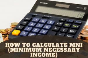 How to Calculate MNI (Minimum Necessary Income)